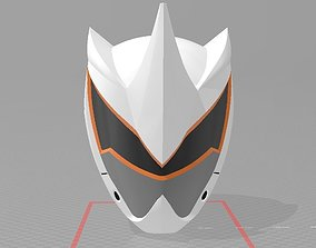 Power Rangers Jungle Fury Rhino 3D printable model 3