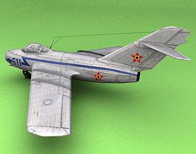 3D MiG-15 Romania