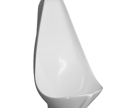 Urinal 3D model Modeled in 3ds max 3durinal