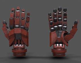VR Hands - Robot Hand 3D model