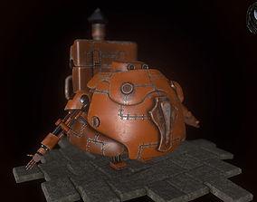 3D Robomotozavri