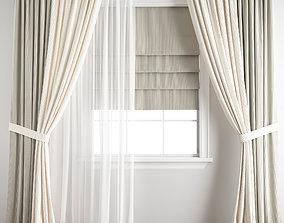 Curtain 212 3D model