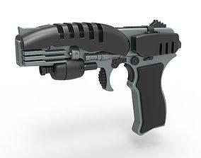 3D Phaser pistol EM-33 from Star Trek Enterprise