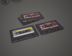 game-ready Old Cassettes