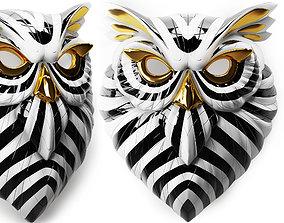 Animal Mask lladro model Owl