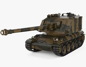 3D model AMX-30 AuF1