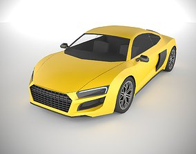 3D asset PolyCAR N60 lp1