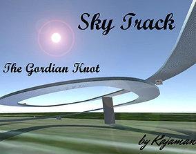 3D model Sky Track The Gordian Knot