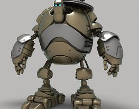 Robot 18 3D