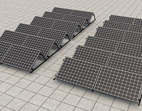 3D panel SOLAR PANEL