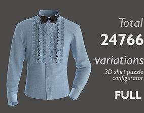 NEW - 3D Shirt Configurator - FULL puzzle