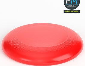 3D model Flying disc