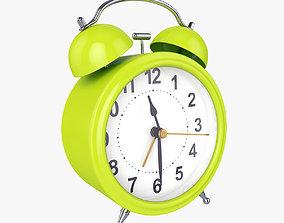 interior 3D model Alarm clock