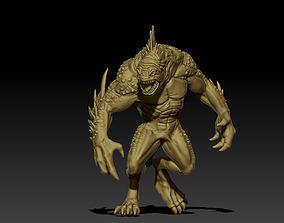 3D print model Leviathan 65mm