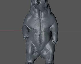 3D print model Bears teddy