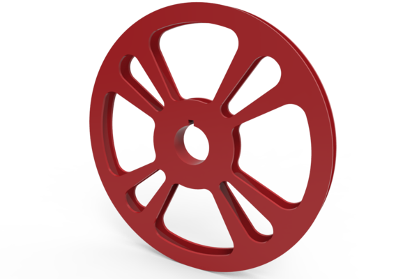 Film Reel Spool