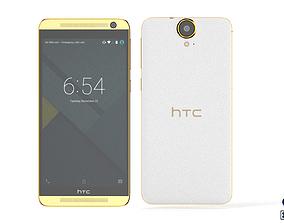 HTC One E9 Plus - Element 3D