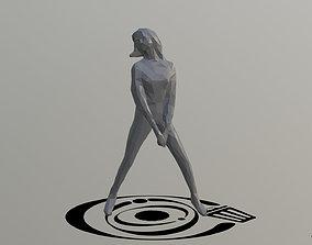 Human 097 LP R 3D model
