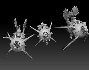 Tekno- Streltsy Sputnik Hussars 3D print model