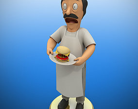 Bob Belcher 3D printable model