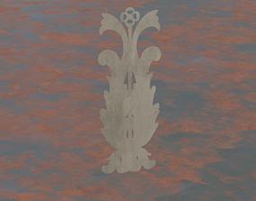 Flower Decor 3D print model 3dprinting