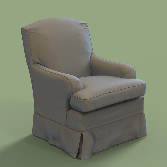 Axel Vervoordt alice armchair