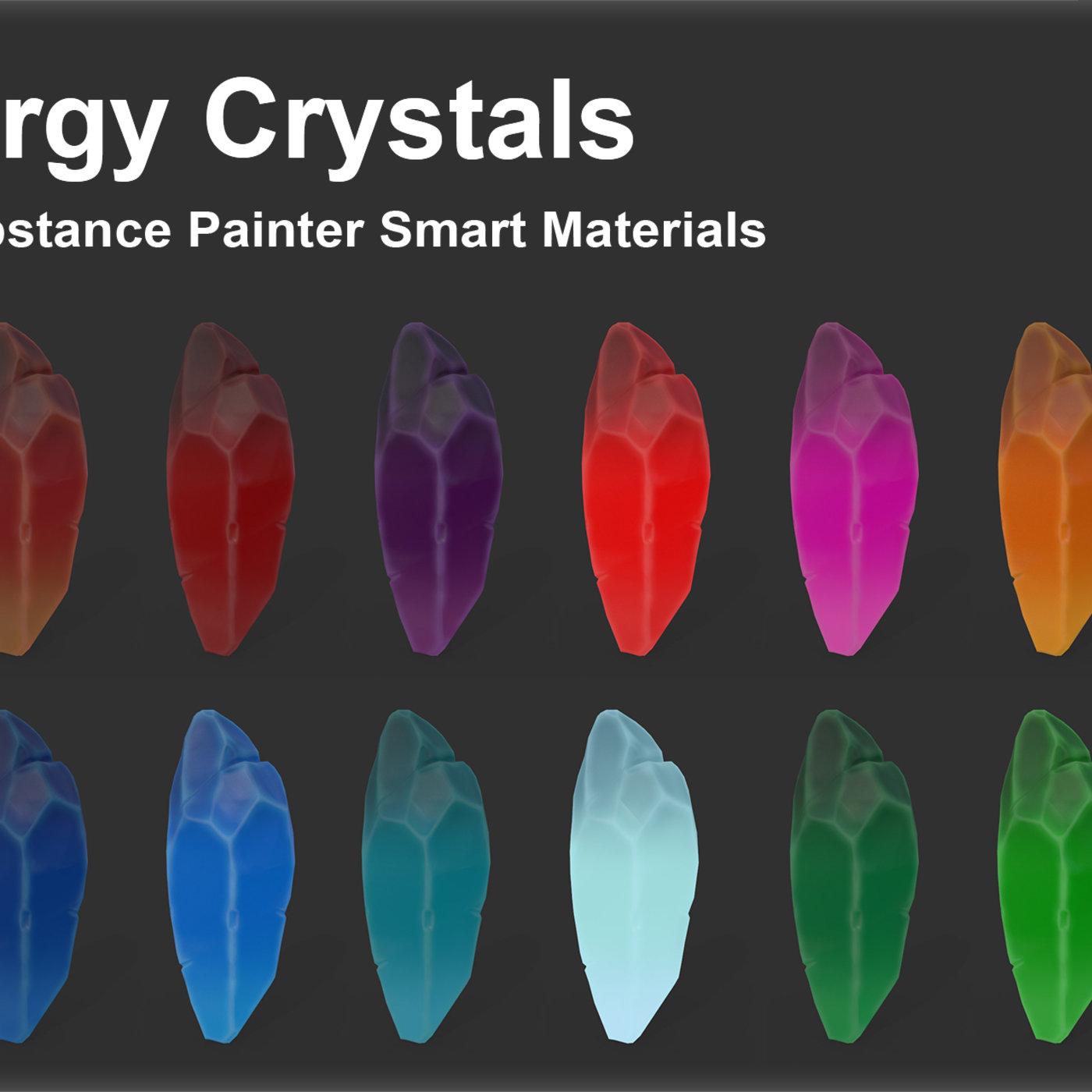 Energy crystal tutorial