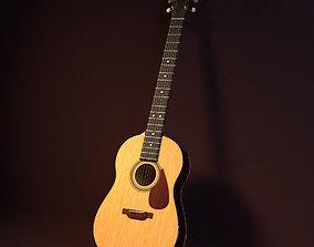 Taylor Guitar 3D model