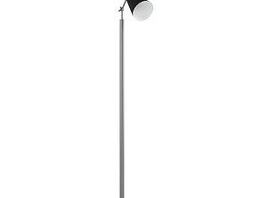 Parliament Floor Lamp by Nemo Lighting 3D model
