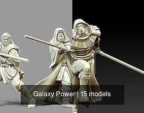 Galaxy Power 3D