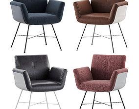 chair Cor Alvo variant 3 3D