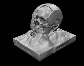 Casco de Iron Man 3D print model