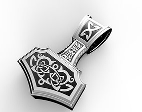 torus hammer 3D print model