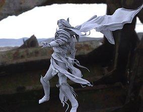Wizard summoner 3D model
