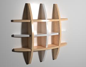 3D model Wall Furniture