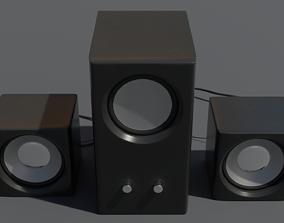 3D bass Speakers