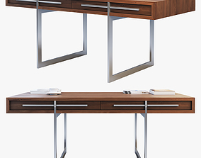 3D model The Naver Collection AK 1340 Desk