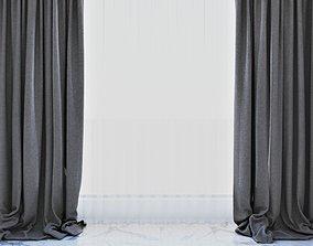 3D model curtain-01