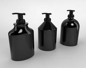 SOAP DISPENSER BOTTLES 3D asset