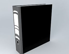 3D model Eastlight office file folder