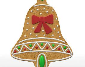 3D model Gingerbread Cookie