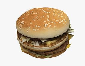 3D Big Mac