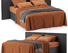 3D SCANDINAVIAN bed 01