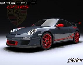 3D Porsche 911 GT3 RS