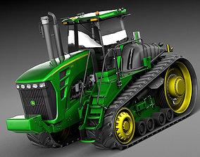 3D John Deere 9630T Tractor