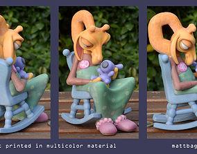 3D printable model The Gift