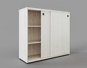design Office Furniture Cupboard 3D model