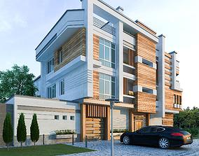 3D model Modern Exterior