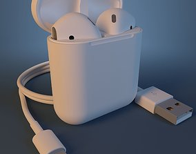 Apple AirPods 3D Print Model