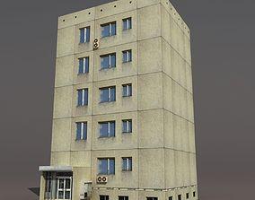 3D asset Residential Building